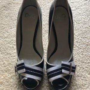 Dolce & Gabbana (D&G) New Runway Collection Heels
